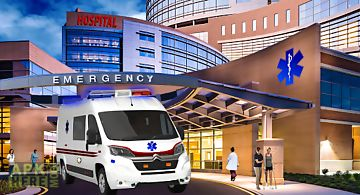 Ambulance rescue parking sim