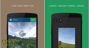 Panorama 360 camera : fb share