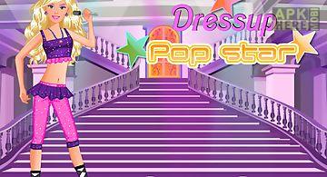 Popstar dressup – girl dressup