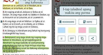 Tagalog bible (ang biblia)