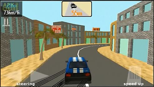 city drift racing 3d