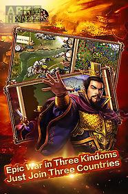 clash of three kingdoms