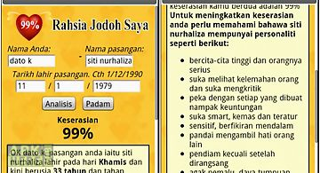 Ramalan jodoh for android free download at apk here store apkherebi rahsia jodoh saya for android reheart Image collections