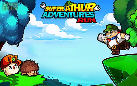 super arthur adventures run