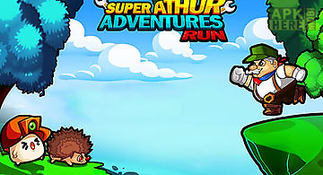 Super arthur adventures run