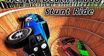 Well of death prado stunt ride