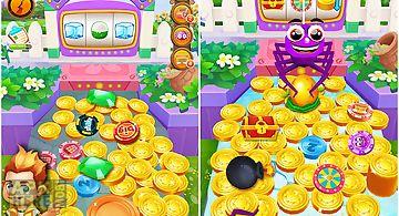 Coin mania: free dozer games!