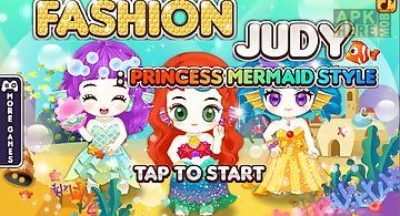 Fashion judy: mermaid style