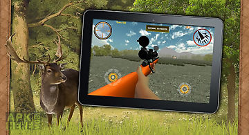 Free sniper animal hunter 2014