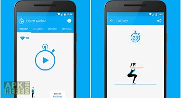 Perfect workout - free fitness