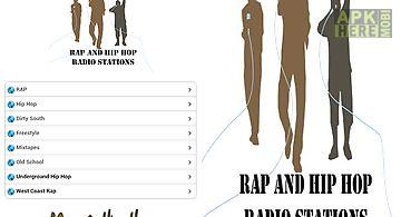 Radio rap and hip hop