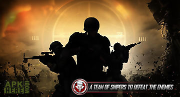 Sniper squad – action game