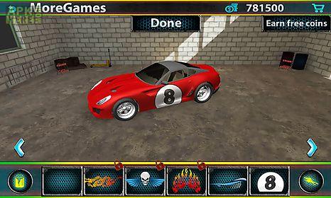 3d car tuning park simulator