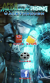 Metal gear solid rising revengeance guide for Android free download