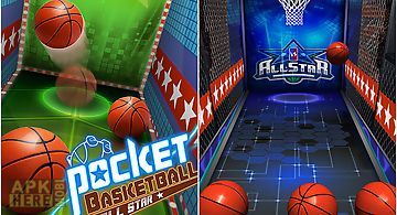 Pocket basketball: all star