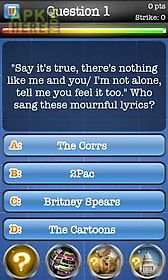 90s singers and songs quiz free