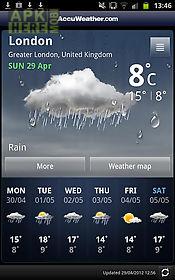 weather timeline apk