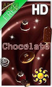 chocolate live wallpaper hd free