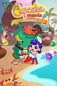 cupcake mania: galapagos