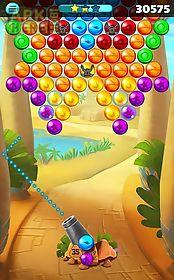 egypt pop bubble shooter