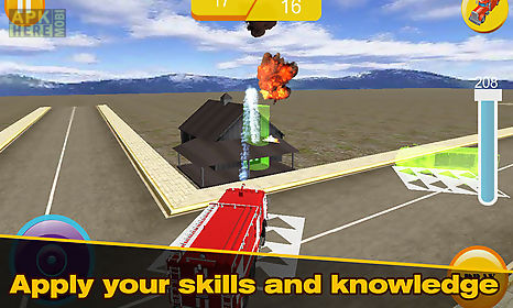 Firefighter simulator for Android free download at Apk Here