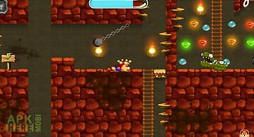 Marv the miner 3: the way back f..