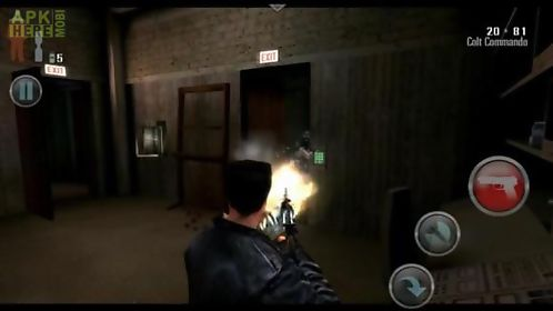 Max payne mobile safe for Android free download at Apk Here