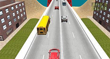 Traffic car race 3d