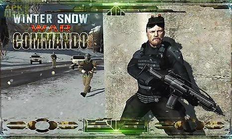 winter snow war commando. navy seal sniper: winter war