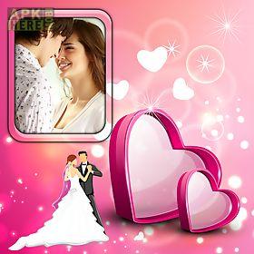 animated wedding frames