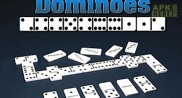 Dominoes: domino