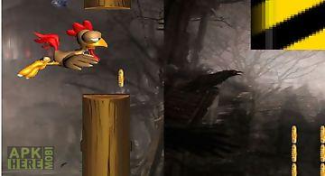 Flappy chicken mystery