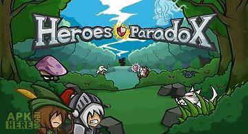 Heroes paradox