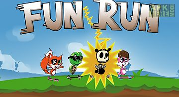 Fun run - multiplayer race