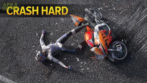 highway rider motorcycle racer