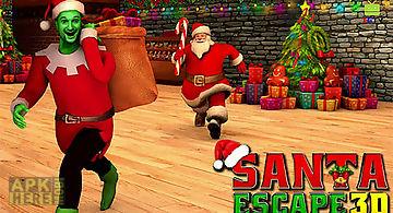 Santa christmas escape mission