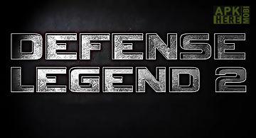 Tower defense: defense legend 2