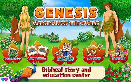 Genesis: creation of the world for Android free download at Apk Here