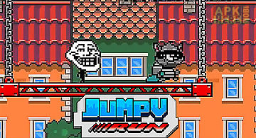 Jumpy run