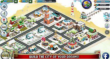 City island: winter edition