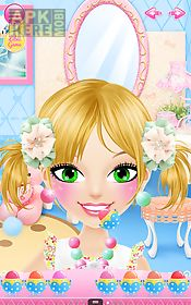 little girl salon
