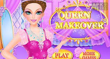 Queen makeover
