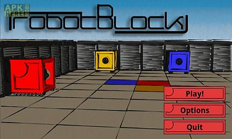 Robotblock for Android free download at Apk Here store