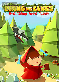 bring me cakes: little red riding hood puzzle