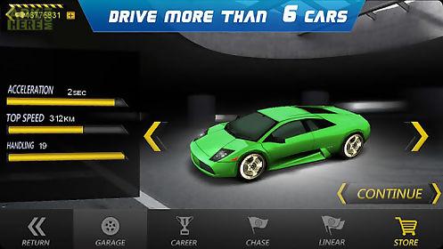 crazy racer 3d - endless race
