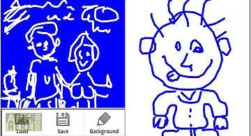 Draw pad