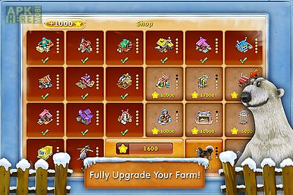Farm frenzy 3: ice domain free for Android free download at
