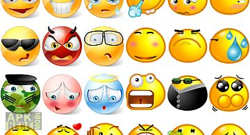 Lovely emoticons