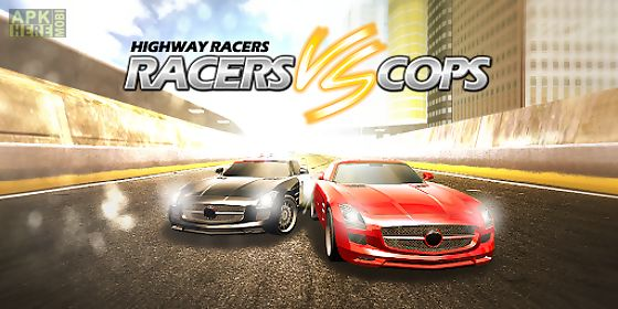 racers vs cops : multiplayer