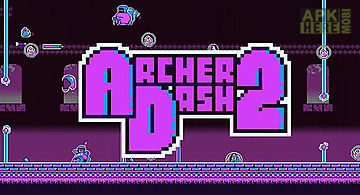 Archer dash 2: retro runner